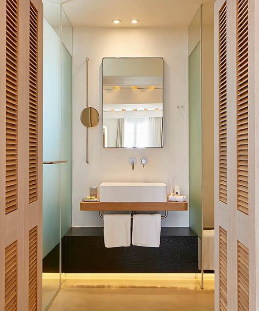 Bill & Coo luxury room