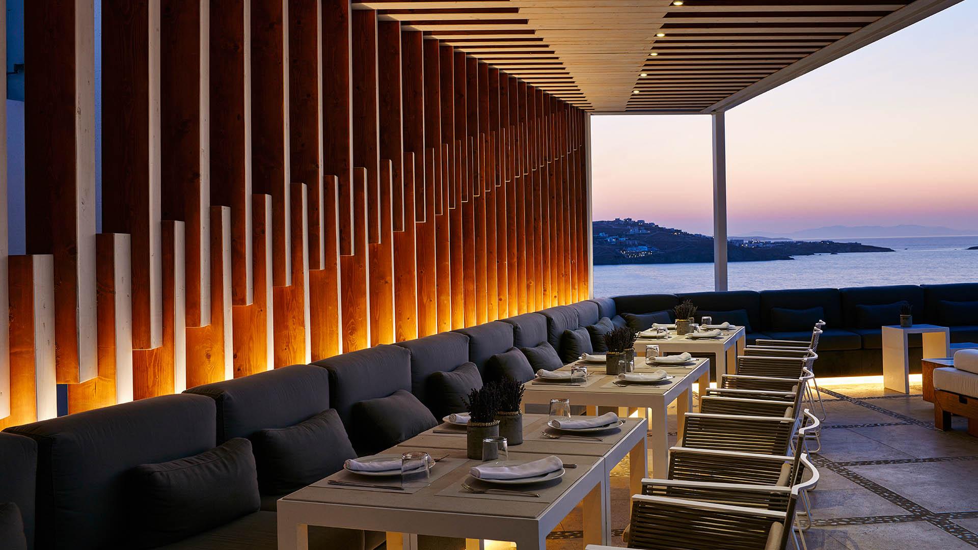 3 must-try restaurants in Mykonos
