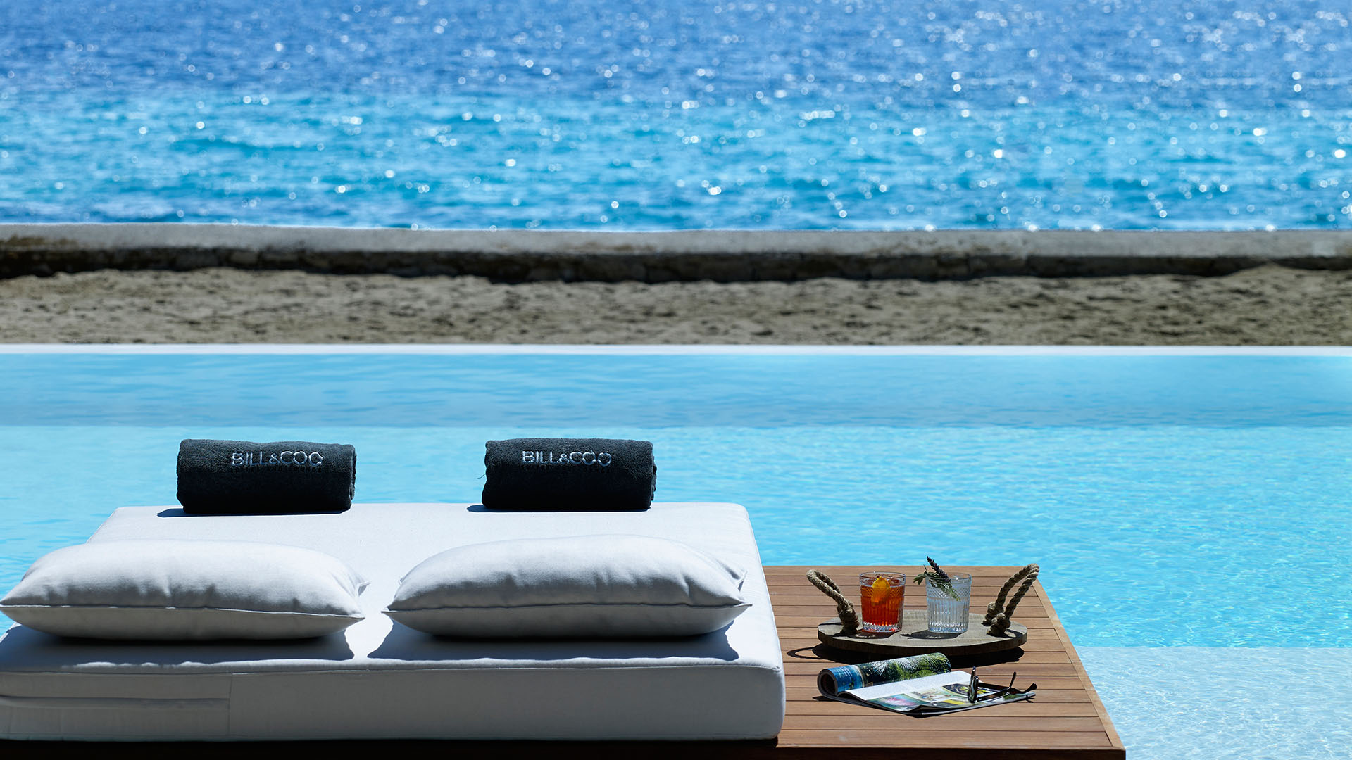 bill & coo coast suites pool